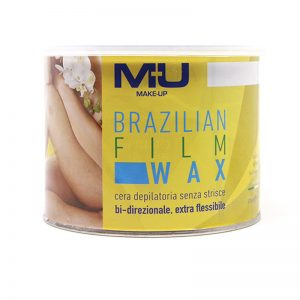 Ceretta brasiliana film wax naturale