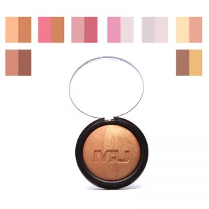 illuminante cotto due colori mu make up