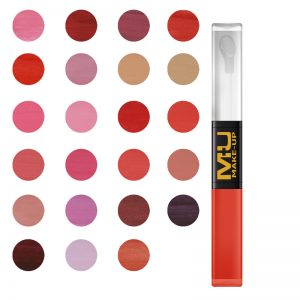 Lip liquido duo mu make up