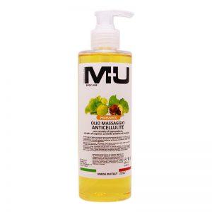 Olio per massaggio anti cellulite