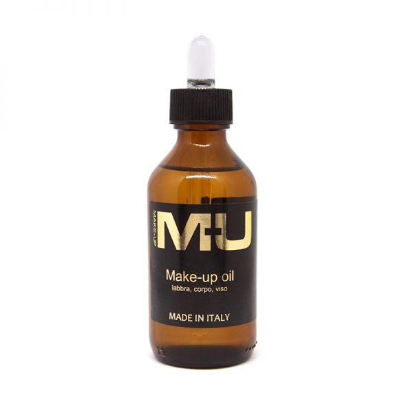 make up oil pre trucco con estratto di argan MU Makeup