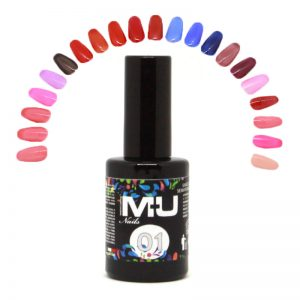 smalto uv led semipermanente 11 ml mu make up