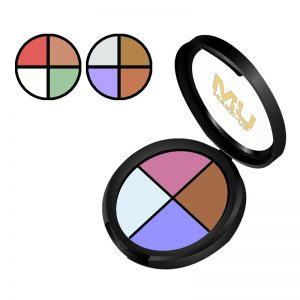 palette correttori per contouring mu make up
