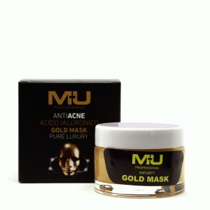 Gold mask anti acne