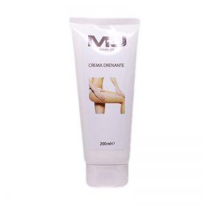 Crema drenante per gambe