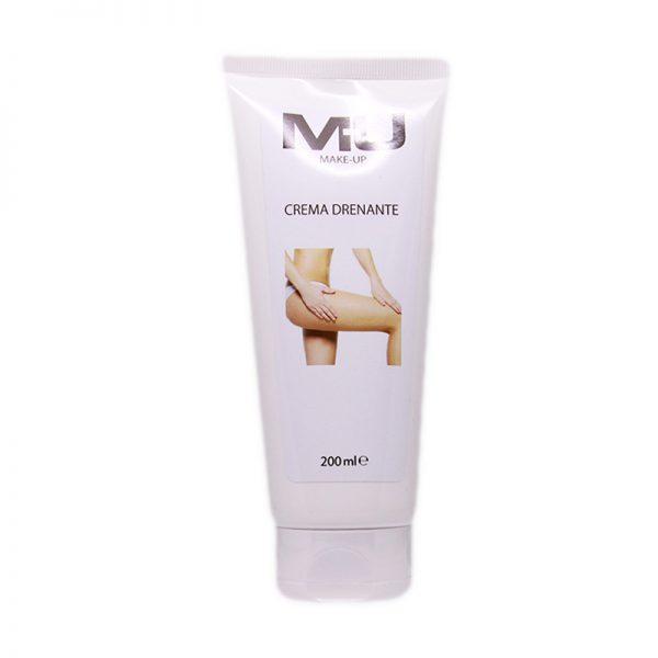 Crema drenante per gambe MU Makeup