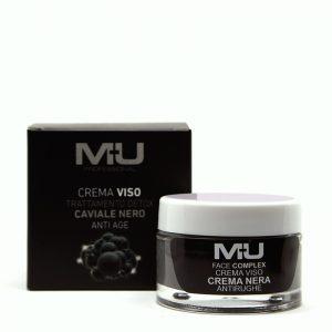 Crema viso caviale nero anti age