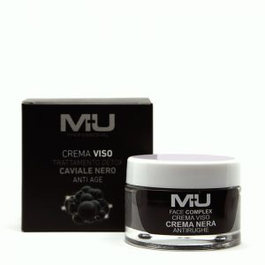 Crema viso caviale nero anti age MU Makeup