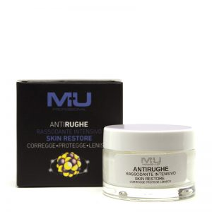 Crema viso anti rughe rassodante intensivo skin restore