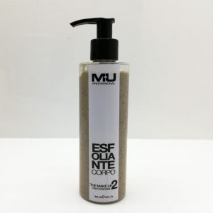Esfoliante corpo mu make-up