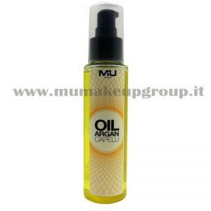 Olio capelli argan Mu-MakeUp 100ml
