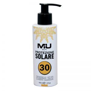 protezione solare mu make up15-30-50
