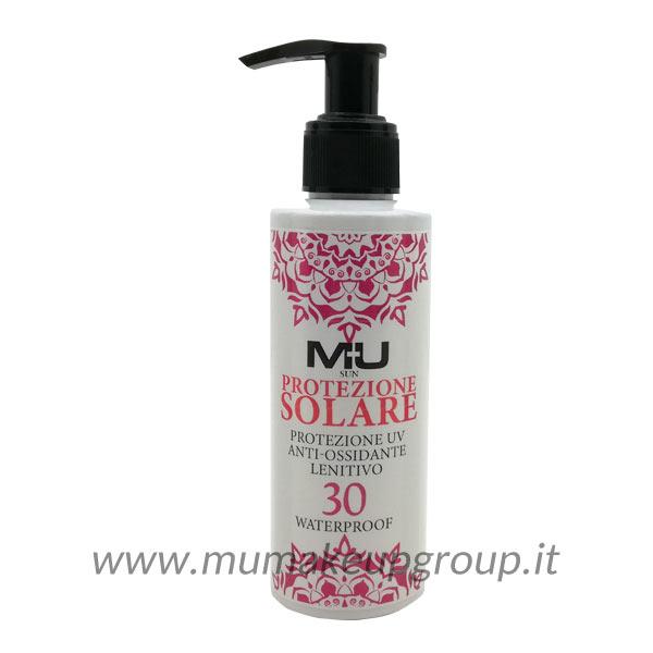 protezione solare mu make up 30