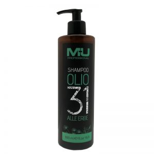 Shampoo olio 31 alle erbe