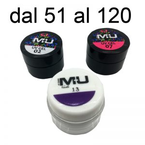 gel color mu make up