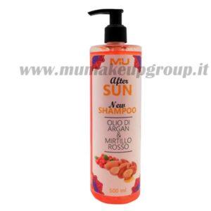 Shampoo mare aftersun argan e mirtillo
