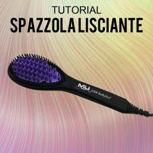 Spazzola lisciante Mu Make Up