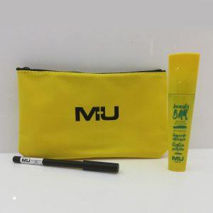 kit matita occhi+ pochette + mascara