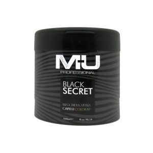 maschera attiva capelli black secret