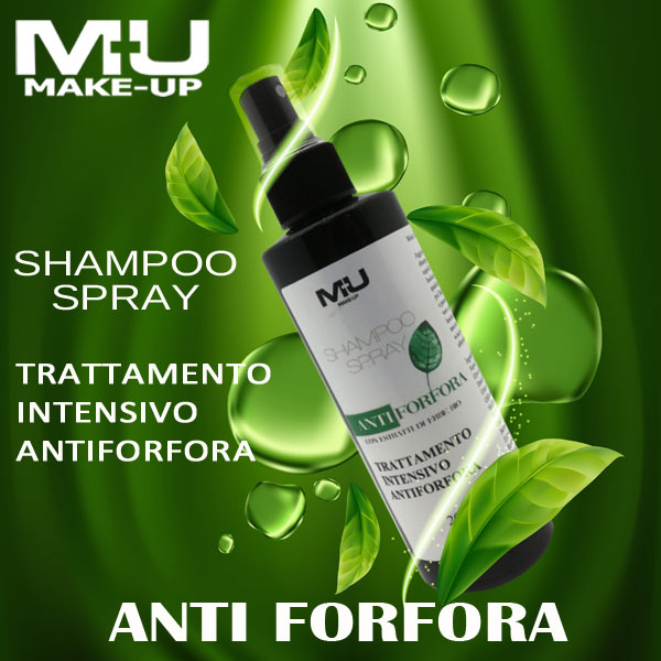 Nuovo Shampoo Spray Anti Forfora