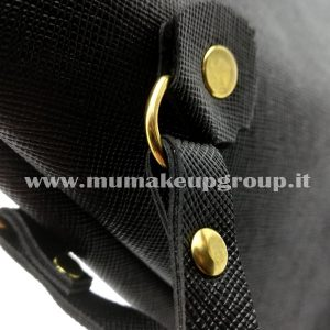Borsa da spalla saffiano mu make up