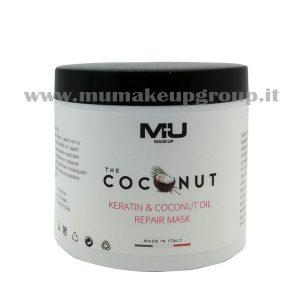 Maschera per capelli coconut mu make up