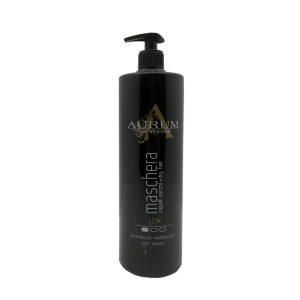 Maschera capelli secchi bottiglia da 1000 ml aurum