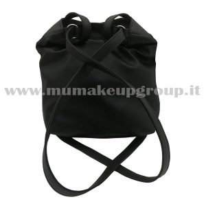 Borsa Zaino con fascia serpente mu make up