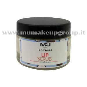 Lip Scrub Coconut mu make up