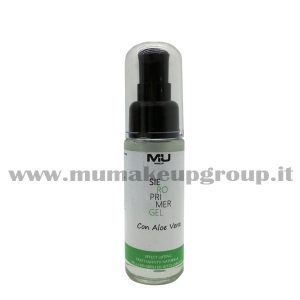 Siero Primer Gel con Aloe Vera Mu Make Up