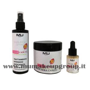 kit bio shampoo + maschera + fialoide anticaduta