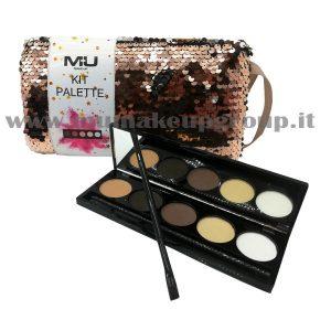 Kit Palette Mu Make Up