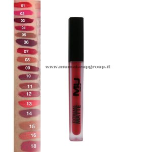 lip labbra extreme matte Mu Make Up