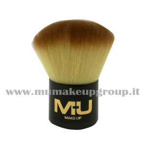 Pennello da borsetta rotondo Mu Make Up