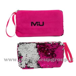 pochette con paillettes Mu Make Up