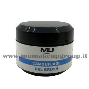 Camuflage Gel Brush Mu Make Up