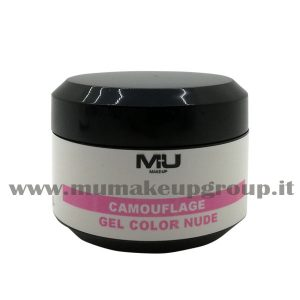 Camuflage Gel Color Nude Mu Make Up