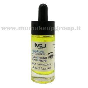 100% pure oil castor mu make up 20 ml