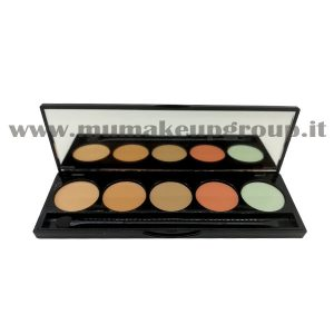 Palette correttori a 5 mu make up