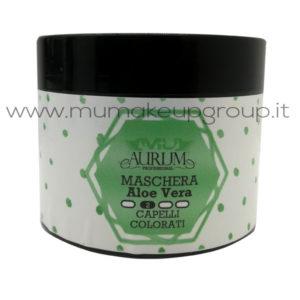 Maschera capelli Mu Aurum Aloe Vera