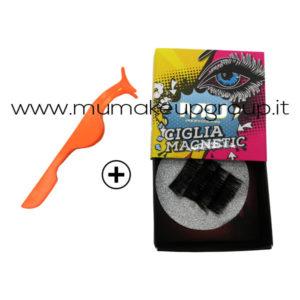 kit ciglia magnetiche + pinzetta applicazione