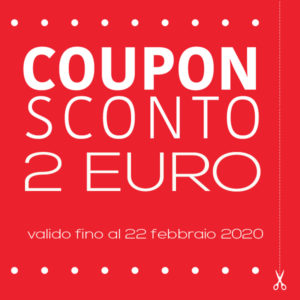 coupon sconto 2 euro mu make up