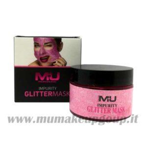 glitter mask impurity