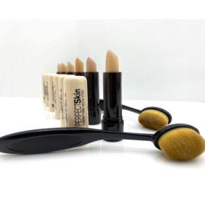 Promo perfect skin correttore stick + pennello a spazzola