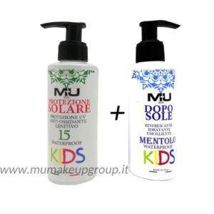 promo estate kids protezione + doposole