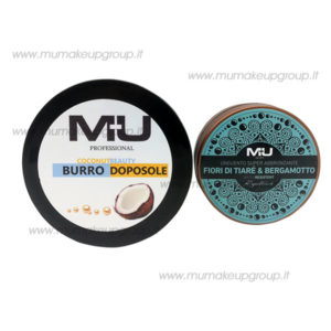 kit burro doposole + unguento 100 ml