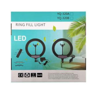 ring fill light luce circolare led per selphie