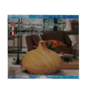 diffusore ambiente in legno per oli essenziali