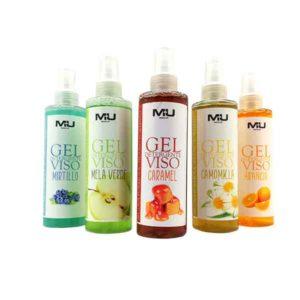 gel detergente viso purificante