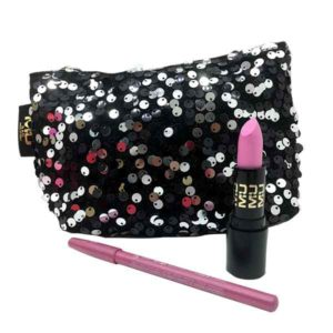 kit glamour star con rossetto satin e matita labbra